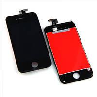 Дисплей для iPhone 4 + Touchscreen чёрный, Orig IC