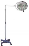Светильник хирургический бестеневой YD01-4, напольный (4-рефлекторный)