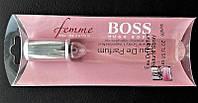 """Парфюм миниатюра на блистере Hugo Boss """"Femme"""" 20 мл для женщин"""