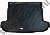 Резиновый коврик в багажник Hyundai Tucson III 15- Lada Locer (Локер)