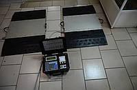 Весы автомобильные подкладные PWS-15