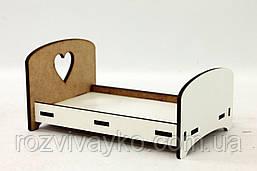 Кровать маленькая