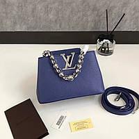 Женская сумка Louis Vuitton Capucines Taurillon
