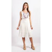 Женское летнее платье сарафан 17-592