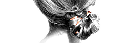 Сонцезахисні сироватки і флюїди для волосся