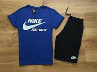 Костюм футболка и шорты Nike