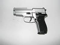 Сигнальный пистолет Retay Baron HK Nickel