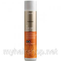 Солнцезащитный шампунь LAKME Teknia Sun Care 300 мл