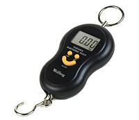 Весы электронные(безмен кантер)до 40кг(10г) с батарейками в комплекте