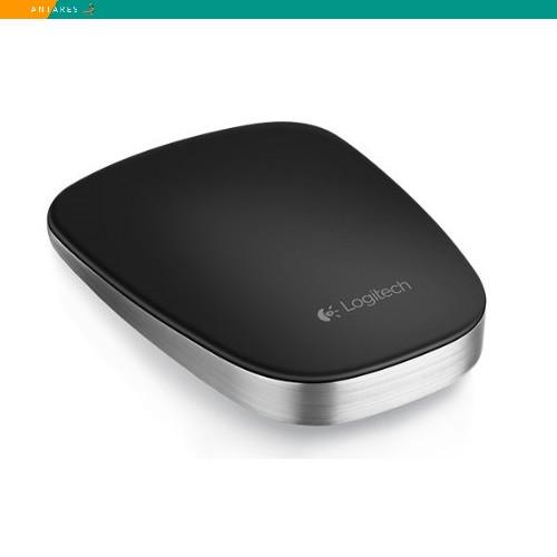 Мышь Logitech T630 Ultrathin for Windows (910-003836) беспроводная Bluetooth сенсорная поверхность портативная, фото 1