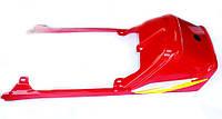 Панель сидения (пластик) Viper-125 красная