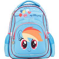 Рюкзак ортопедический 517 My Little Pony KITE, LP17-518S