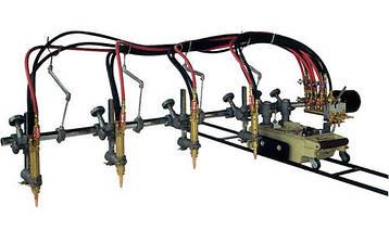 Газорезательные машины для прямолинейной резки