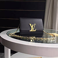 Женский клатч Louis Vuitton Chain Louise, фото 1