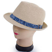 Шляпа мужская соломенная kent & aver (КЕНТ ЭНД АВЕР) ken07048-86