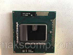 Процесор Intel Core i7-720QM 6M 2.8GHz slbly Socket G1/rPGA988A(б/у)