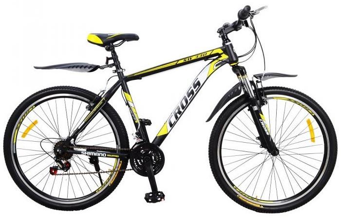 Велосипед Cross Atlas 27.5 дюймов