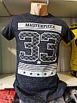 Стильні чоловічі футболки з принтом Туреччина, фото 3