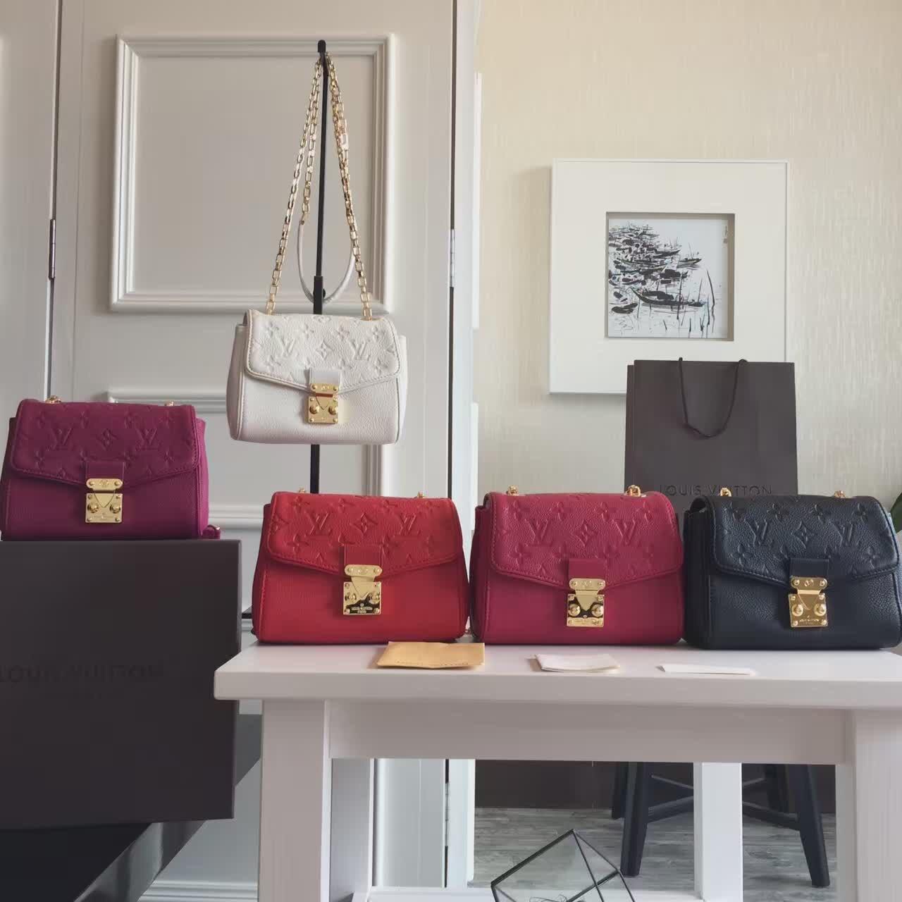 Женская сумка Louis Vuitton Saint Germain BB