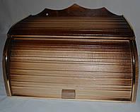 Хлібниця дерев'яна .