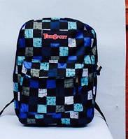 Ранец Рюкзак Стильный Городской Витраж с карманом 6088