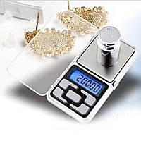 Портативные ювелирные весы 200 гр