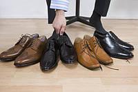 Демисезонные мужские туфли и мокасины