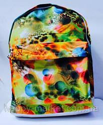 Ранец Рюкзак Стильный Городской Вселенная с карманом DSCN0624-B-1