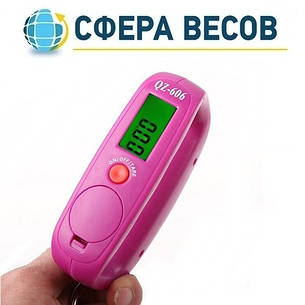 Кантер электронный QZ-606 (50 кг), фото 2