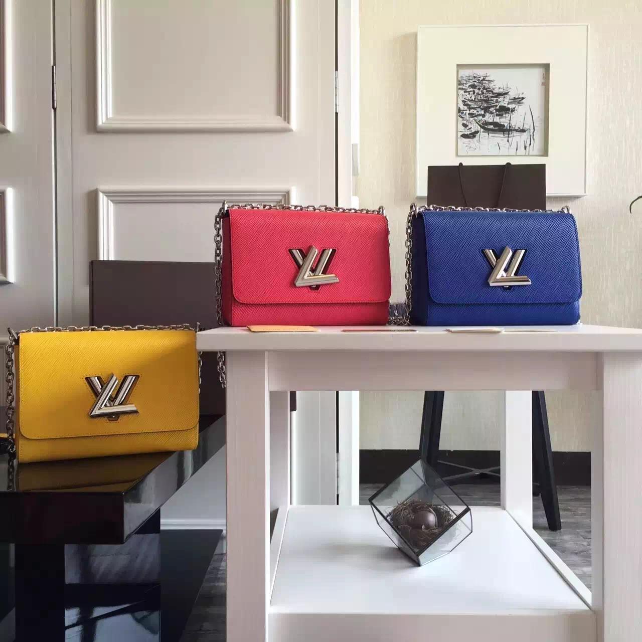 253ca6235271 Сумки Луи Виттон копия интернет - Louis Vuitton Twist | vkstore.com.ua