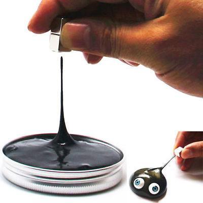 Умный магнитный пластилин (жидкость): субстанция с необычными свойствами!