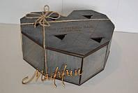 Коробка подарочная из дерева.