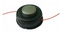 Косильная головка для триммера Forte DL-1248 (2.4 мм х 3 м) полуавтоматическая