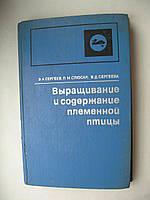 """В.Сергеев """"Выращивание и содержание племенной птицы"""""""