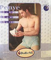 Трусы мужские семейные хлопок Турция DoReMi норма размер 3, фото 1