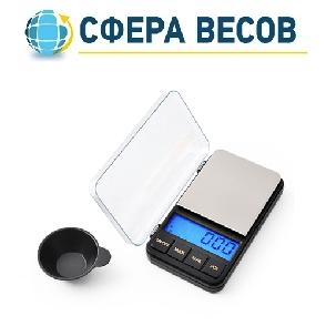 Весы ювелирные Poket Scale 6285PA (500 г), фото 2
