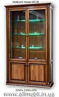 Шкаф для посуды ШП-2Е Котовская МФ