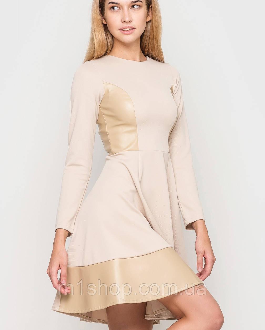 Платье расклешенное | Megan sk