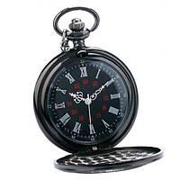 Карманные часы кварцевые в стиле винтаж