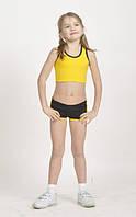 Спортивный комплект для девочки, рост 134-140 см