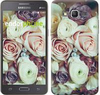 "Чехол на Samsung Galaxy Grand Prime VE G531H Букет роз ""2692c-212"""