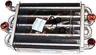 Теплообменник битермический (фирменная упаковка) Ferroli 24D (24N, F28(C28)), артикул 39841310, код сайта 0617