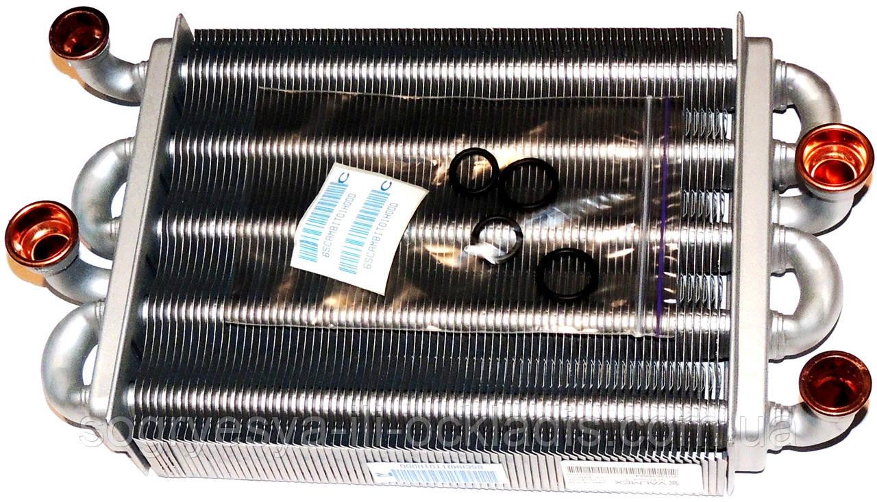 Медный теплообменник ферроли Кожухотрубный конденсатор Alfa Laval CXPM 161-S 2P CE Москва
