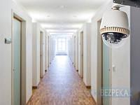 Установка видеонаблюдения в гостинице