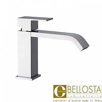 Смеситель для раковины без донного клапана Bellosta B-Due 01-7905/P/A/SL Хром