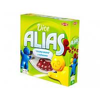 Гра настільна Еліас з кубиками Tactic