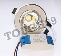 Мебельный светодиодный светильник LED 5w DL-305