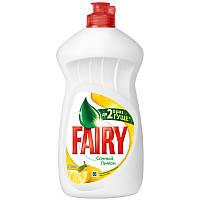 Средство для мытья посуды (Fairy, 500мл, Сочный лимон, s.13842)
