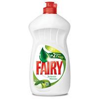 Средство для мытья посуды (Fairy, 500мл, Зеленое яблоко, s.13873)