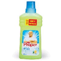 Средство для мытья пола (Mr. Proper, 500мл, лимон, s.70066)